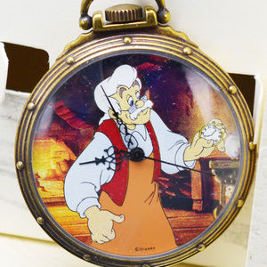 Pinocchio Disney Watch Collectors Club Series II